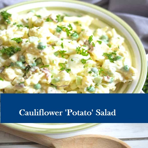 Cauliflower 'Potato' Salad